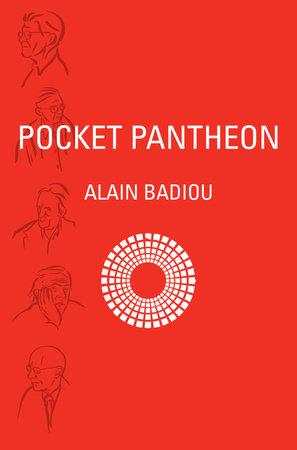 Pocket Pantheon by Alain Badiou