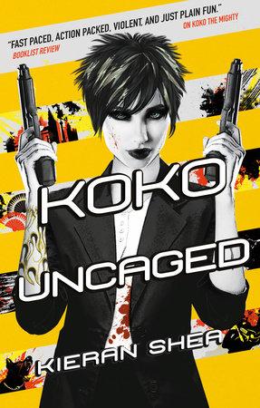 Koko Uncaged by Kieran Shea