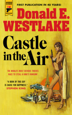 Castle in The Air by Donald E. Westlake
