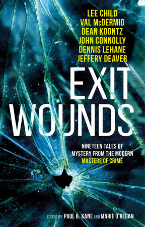 Exit Wounds by A.K. Benedict, Sarah Hilary and James Oswald