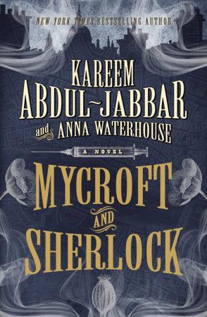 Mycroft and Sherlock by Kareem Abdul-Jabbar and Anna Waterhouse