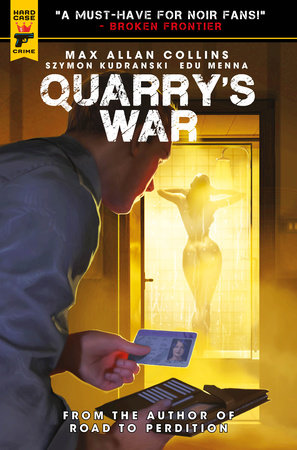 Quarry's War by Max Allan Collins