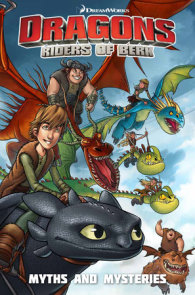 Dragons Riders of Berk: Myths and Mysteries