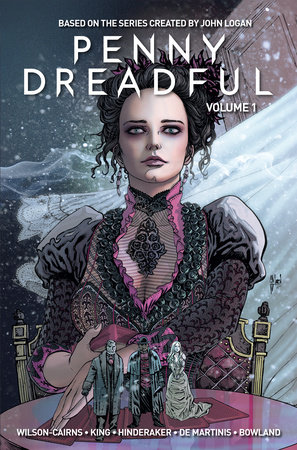 Penny Dreadful by Krysty Wilson-Cairns and Andrew Hindraker