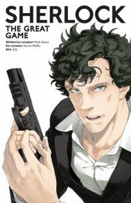 Sherlock Vol. 3: The Great Game