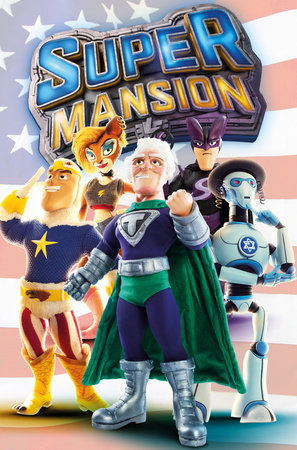 SuperMansion by Barry J. Hutchison