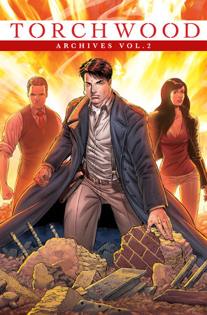 Torchwood Archives Vol. 2 by Nick Abadzis, Roger Gibson and Oli Smith