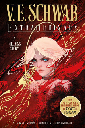 ExtraOrdinary by V. E. Schwab