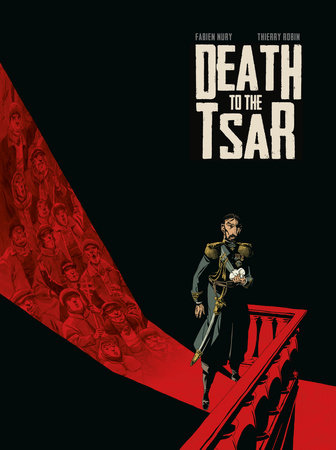 Death To The Tsar by Fabien Nury