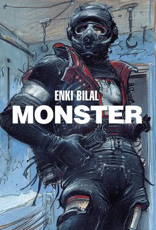 Monster by Enki Bilal