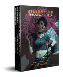 Millennium: Trilogy Boxed Set