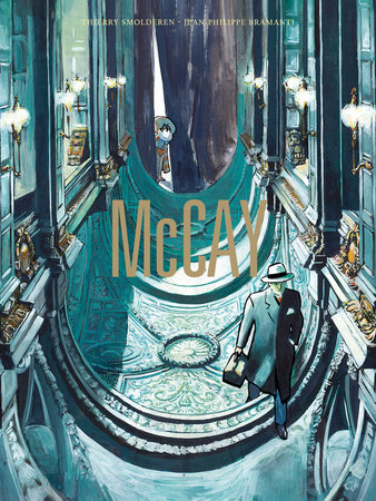McCay by Thierry Smolderen