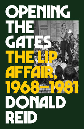 Opening the Gates by Donald Reid