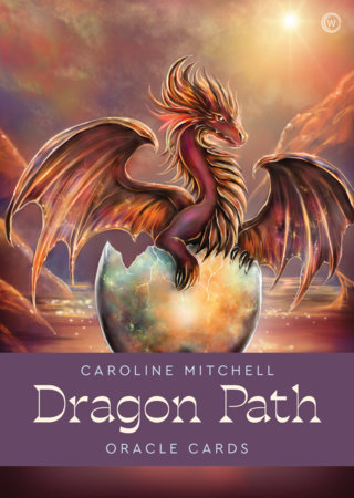 Dragon Path Oracle Cards by Caroline Mitchell and Tiras Verey