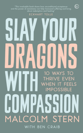 Slay Your Dragons With Compassion by Malcolm Stern and Ben Craib