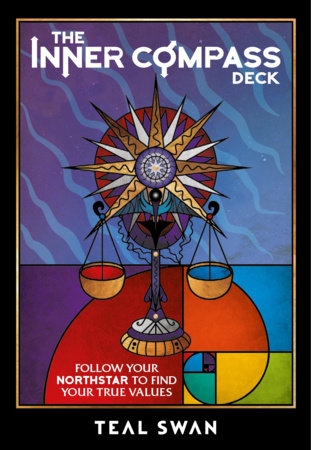 The Inner Compass Deck by Teal Swan