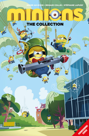 Minions Collection by Renaud Collin