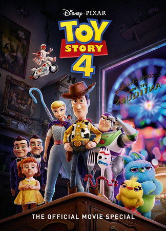 Toy Story 4: The Official Movie Special Book by Titan