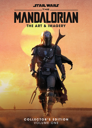 Star Wars: The Mandalorian: The Art & Imagery Collector's Edition Vol. 1 by Titan