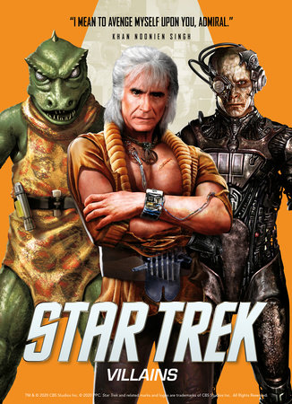 Star Trek: Villains by Titan Comics