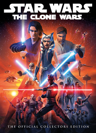 Star Wars: The Clone Wars: The Official Companion Book by Titan Comics