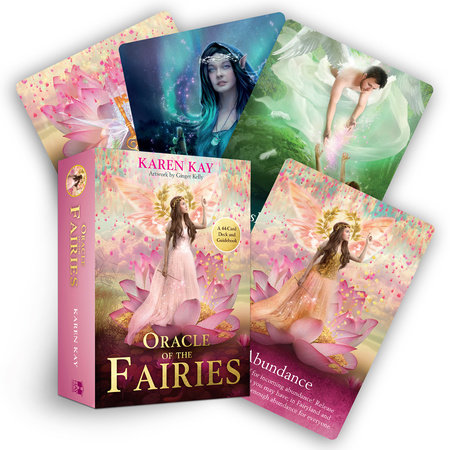 The Oracle of the Fairies by Karen Kay