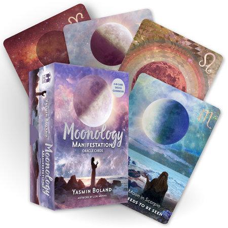 Moonology Manifestation Oracle by Yasmin Boland