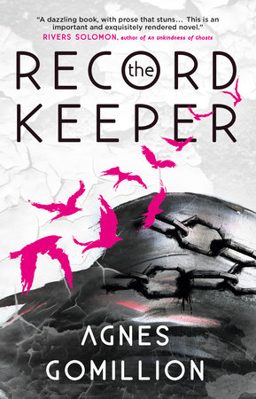 The Record Keeper by Agnes Gomillion