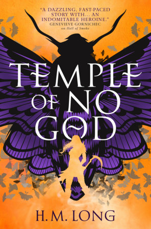 Temple of No God by H.M. Long