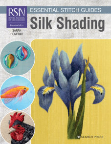 RSN Essential Stitch Guides: Silk Shading - large format edition