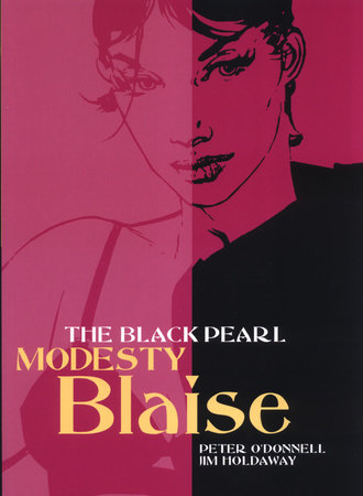 Modesty Blaise: The Black Pearl by Peter O'Donnell