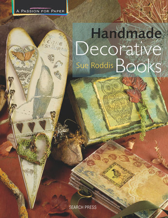 Handmade Decorative Books by Sue Roddis