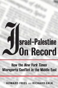 Israel-Palestine on Record