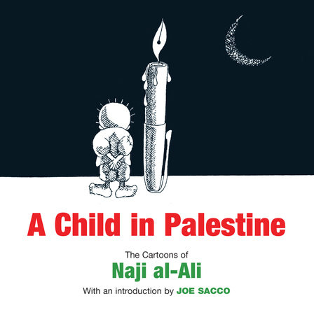A Child in Palestine by Naji Al-Ali