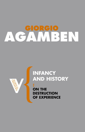 Infancy and History by Giorgio Agamben