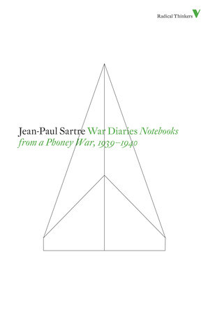War Diaries by Jean-Paul Sartre