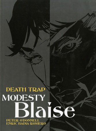 Modesty Blaise: Death Trap