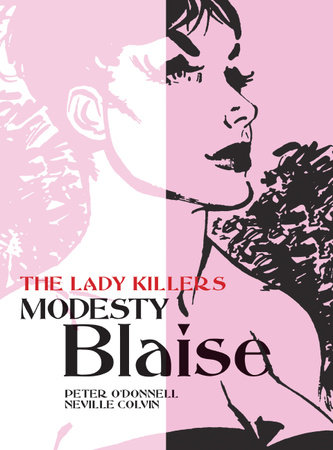 Modesty Blaise: The Lady Killers by Peter O'Donnell