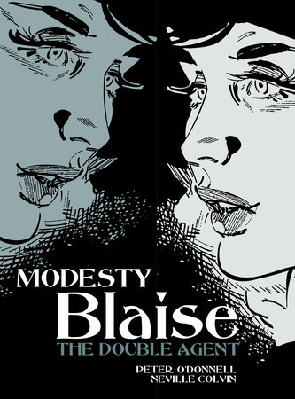 Modesty Blaise: The Double Agent by Peter O'Donnell