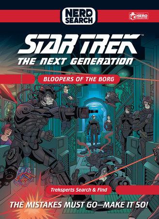 Star Trek: The Next Generation Nerd Search by Glenn Dakin