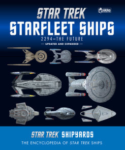 Star Trek Shipyards Star Trek Starships: 2294 to the Future 2nd Edition