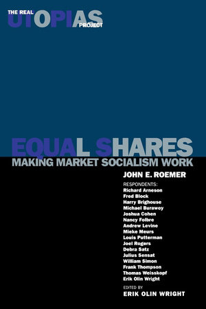 Equal Shares by John E. Roemer
