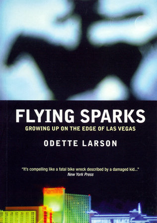 Flying Sparks by Odette Larson
