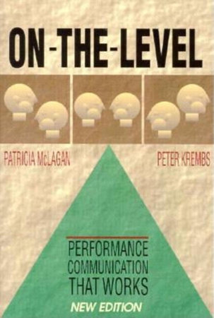 On-The-Level by Patricia McLagan and Peter Krembs