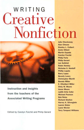 Writing Creative Nonfiction by