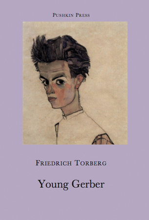 Young Gerber by Friedrich Torberg
