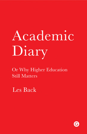 Academic Diary by Les Back
