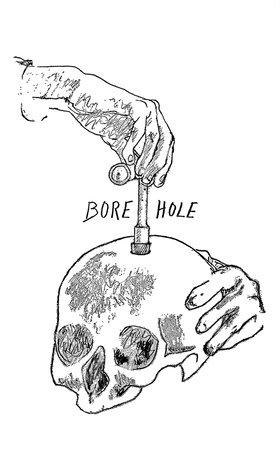 Bore Hole by Joe Mellen