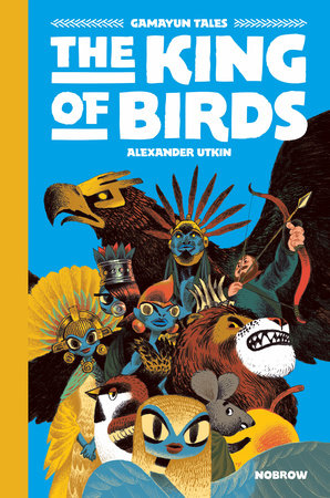The King of the Birds by Alexander Utkin
