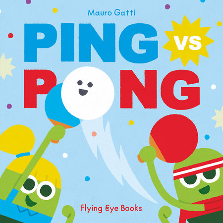 Ping vs. Pong by Mauro Gatti